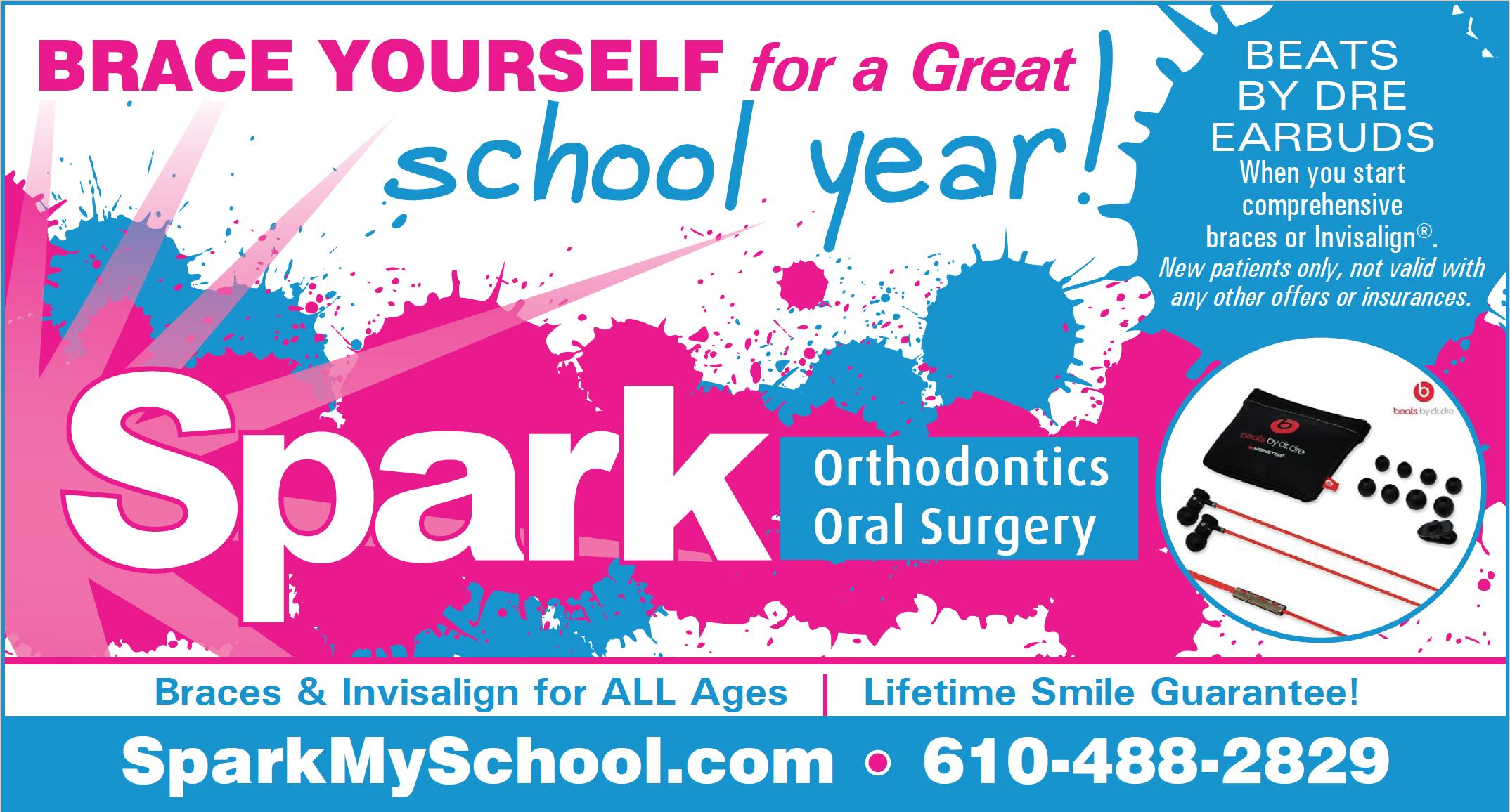 spark orthodontics my school