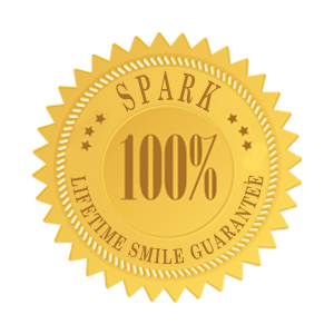 spark orthodontics smile guarantee