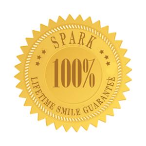 spark orthodontics smile guarantee