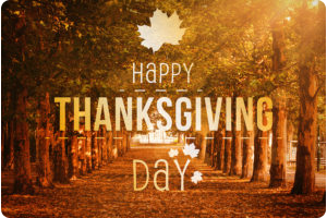 Happy Thanksgiving From Spark Orthodontics In York P A