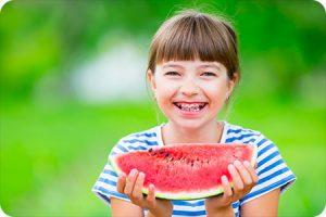 pottsville pa orthodontist braces friendly foods